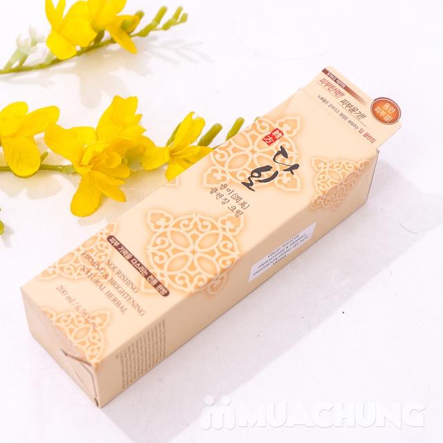 Kem tẩy trang DaBo Natural tẩy trang, dưỡng trắng  - 11