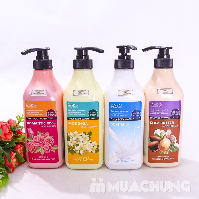 Sữa tắm cao cấp DaBo Hàn Quốc nhiều mùi hương - 11