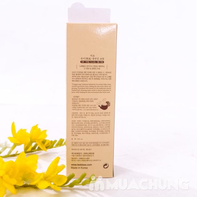Kem tẩy trang DaBo Natural tẩy trang, dưỡng trắng  - 10