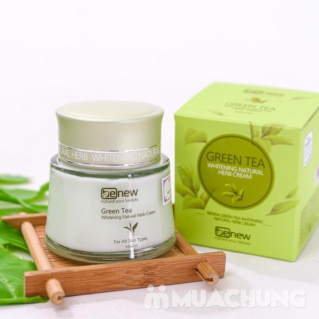Kem dưỡng trà xanh cao cấp Benew - NK Hàn Quốc - 6