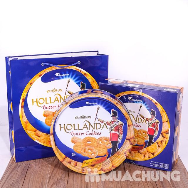 Bánh quy Hollanda thơm ngon, giòn ngậy - Indonesia - 6