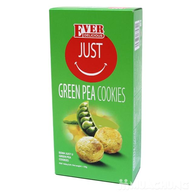 4 hộp bánh quy Just Malaysia nhiều vị 150g - 9