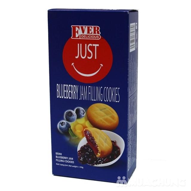 4 hộp bánh quy Just Malaysia nhiều vị 150g - 10
