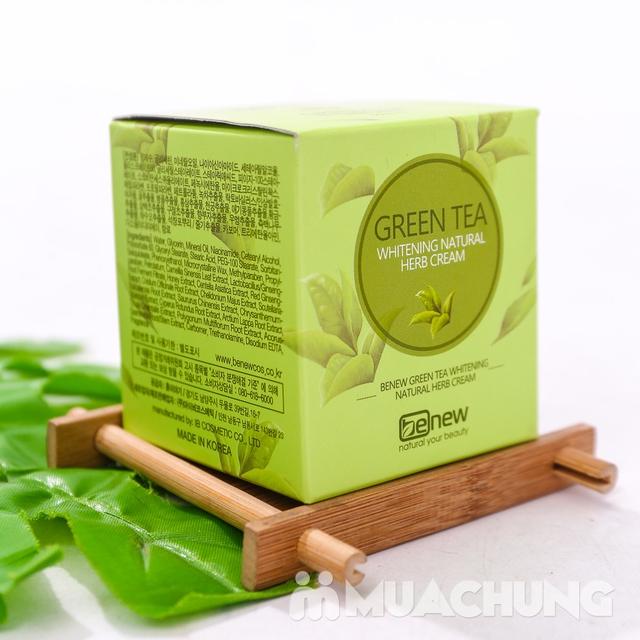 Kem dưỡng trà xanh cao cấp Benew - NK Hàn Quốc - 11