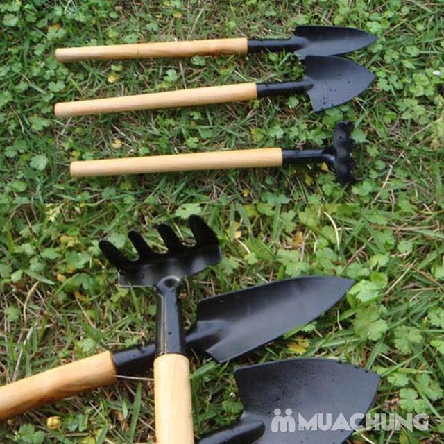 Combo 02 Bộ dụng cụ làm vườn mini 3 món - 15
