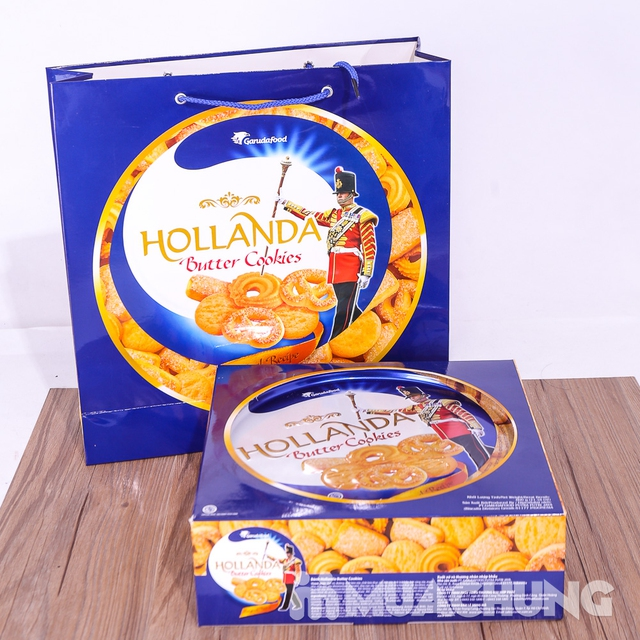 Bánh quy Hollanda thơm ngon, giòn ngậy - Indonesia - 7