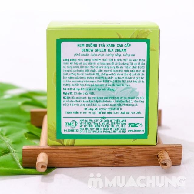 Kem dưỡng trà xanh cao cấp Benew - NK Hàn Quốc - 9