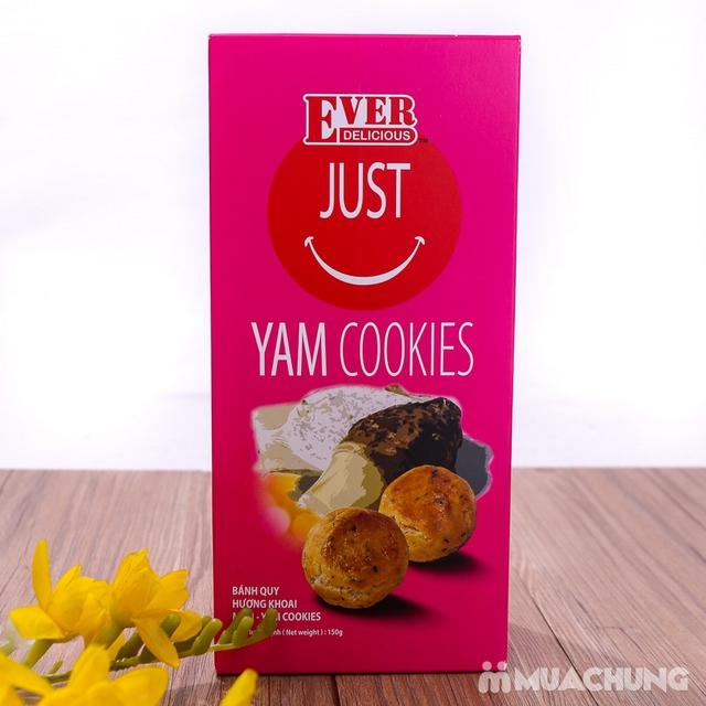 4 hộp bánh quy Just Malaysia nhiều vị 150g - 7