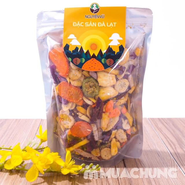 1kg hoa quả sấy thập cẩm Nguyên Vũ hương vị Đà Lạt - 6