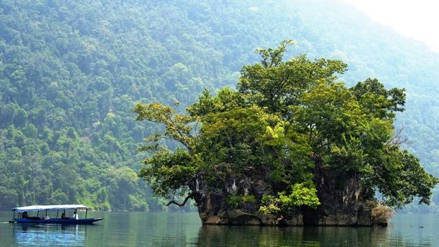 Hồ Ba Bể - Thác Bản Giốc - Pác Pó 3N2D - 14