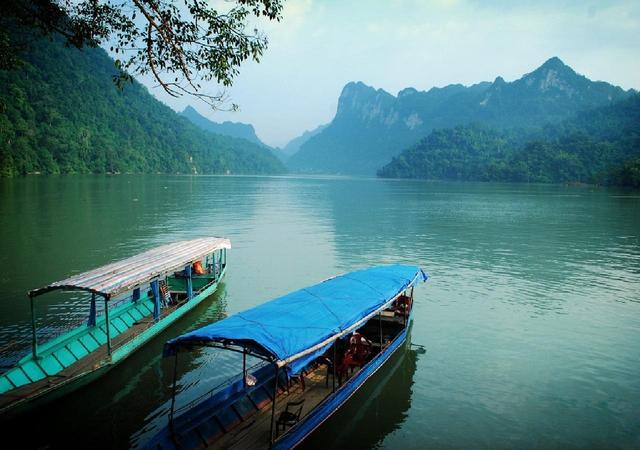 Hồ Ba Bể - Thác Bản Giốc - Pác Pó 3N2D - 6