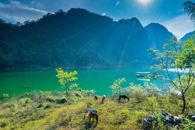 Hồ Ba Bể - Thác Bản Giốc - Pác Pó 3N2D - 11
