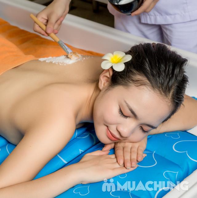 Tắm trắng lồng hấp nhiệt tại Cham spa & Massage - 13
