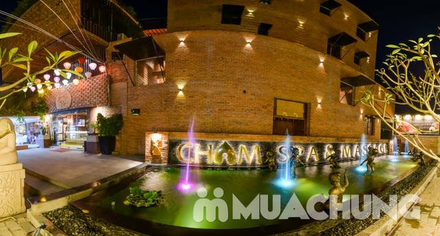 Giải độc cơ thể tại Cham spa & massage - 6