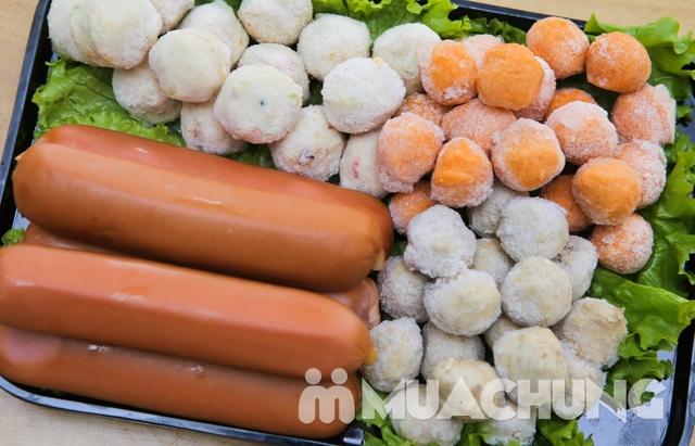 Buffet lẩu thỏa thích tại Lẩu Hội Quán Hoàng Cầu - 10