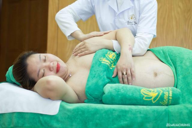 Massage thư giãn dành cho mẹ bầu tại Mama Spa - 1