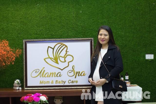 Massage thư giãn dành cho mẹ bầu tại Mama Spa - 3