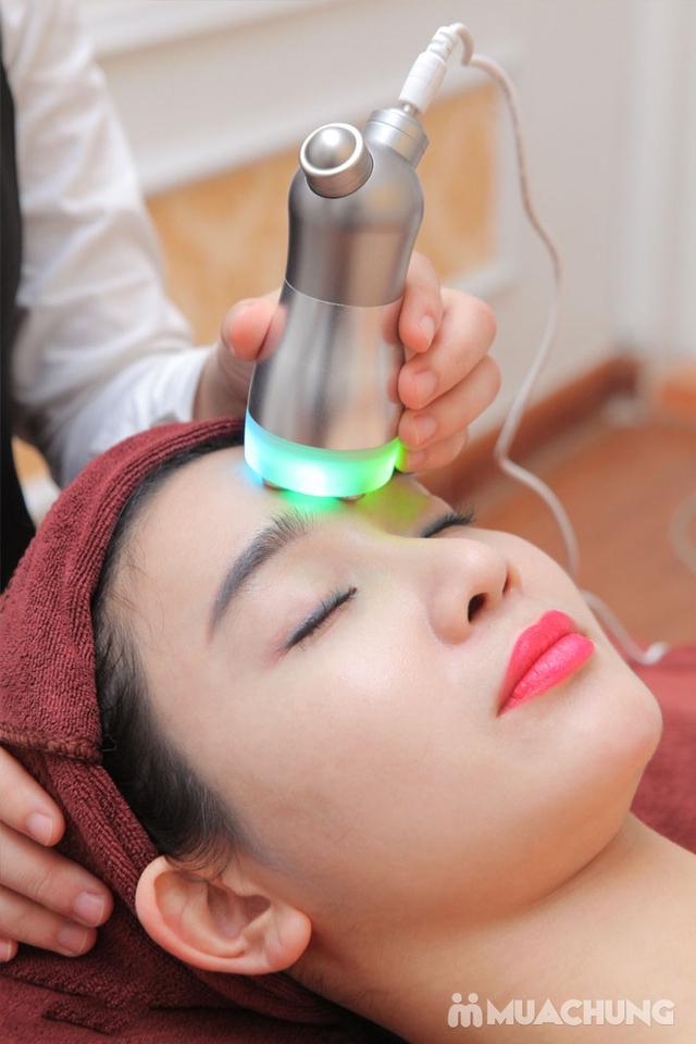 15 bước trị mụn, trị thâm với ánh sáng sinh học - 8