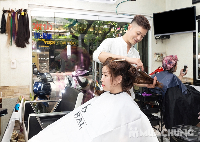 Tóc đẹp đón xuân với 1 trong 7 gói tóc tặng hấp - 9