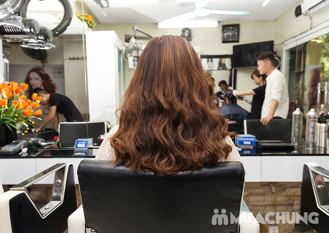 Tóc đẹp đón xuân với 1 trong 7 gói tóc tặng hấp - 10