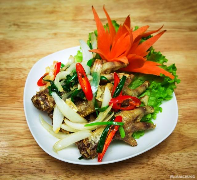 Lẩu Thái đặc biệt+ nhiều món ăn kèm hấp dẫn cho 4N Nhà hàng Nhật Oanh - 34