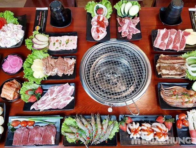 Buffet nướng lẩu đẳng cấp tại Ninh Nướng Than Hoa - 21