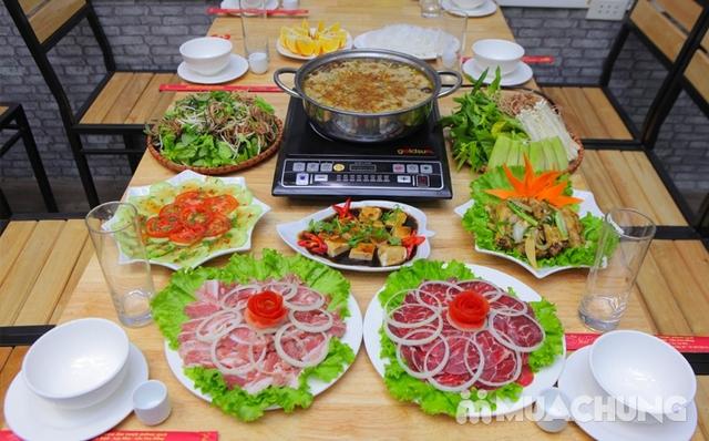 Đặc sản lẩu cua đồng nước trong ngon quên sầu 4-5N Nhà hàng Nhật Oanh  - 1