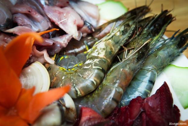 Lẩu Thái đặc biệt+ nhiều món ăn kèm hấp dẫn cho 4N Nhà hàng Nhật Oanh - 31
