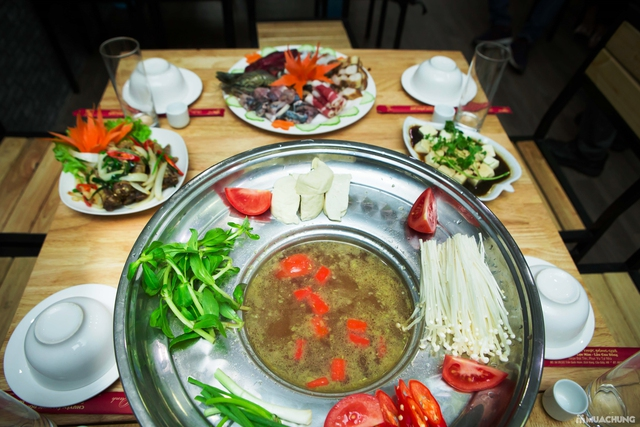 Lẩu Thái đặc biệt+ nhiều món ăn kèm hấp dẫn cho 4N Nhà hàng Nhật Oanh - 20