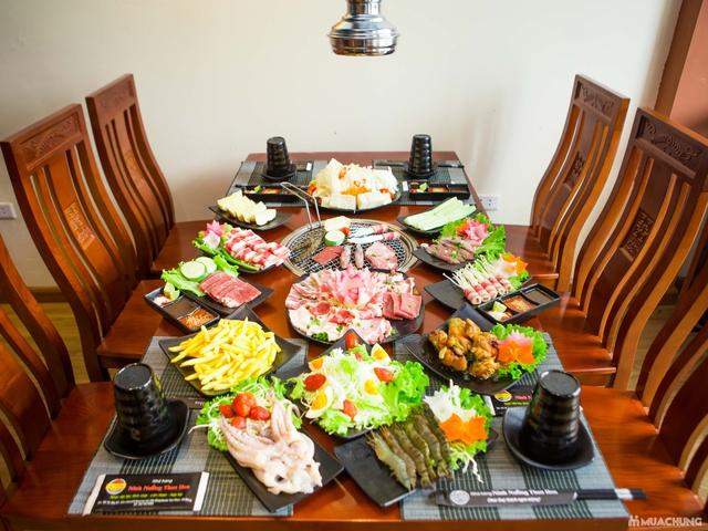 Buffet nướng lẩu đẳng cấp tại Ninh Nướng Than Hoa - 4
