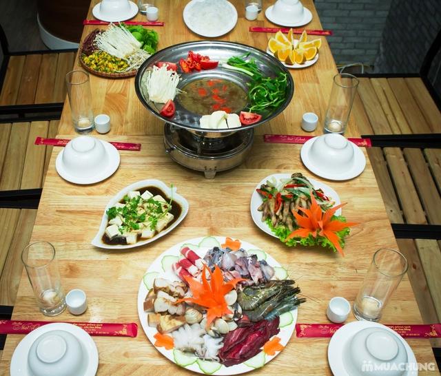 Lẩu Thái đặc biệt+ nhiều món ăn kèm hấp dẫn cho 4N Nhà hàng Nhật Oanh - 23