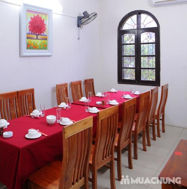 Lẩu Thái đặc biệt+ nhiều món ăn kèm hấp dẫn cho 4N Nhà hàng Nhật Oanh - 5