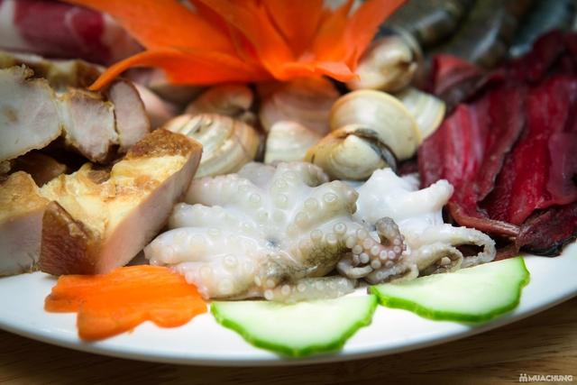 Lẩu Thái đặc biệt+ nhiều món ăn kèm hấp dẫn cho 4N Nhà hàng Nhật Oanh - 29