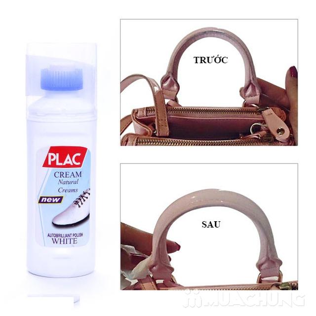 Combo 2 chai tẩy trắng giày dép, túi xách Plac - 2