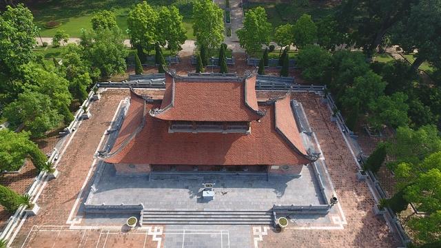 Làng Cổ Đường Lâm - Thành Cổ Sơn Tây 1 ngày - 21
