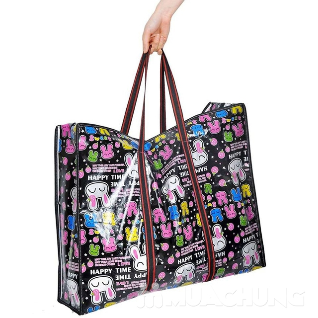 Combo 3 túi bạt đựng đồ cỡ 60x45cm - 6