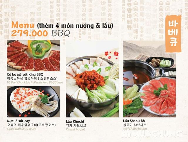 King BBQ Đào Tấn- Buffet Nướng Lẩu Thả Ga Tặng Hàu - 1