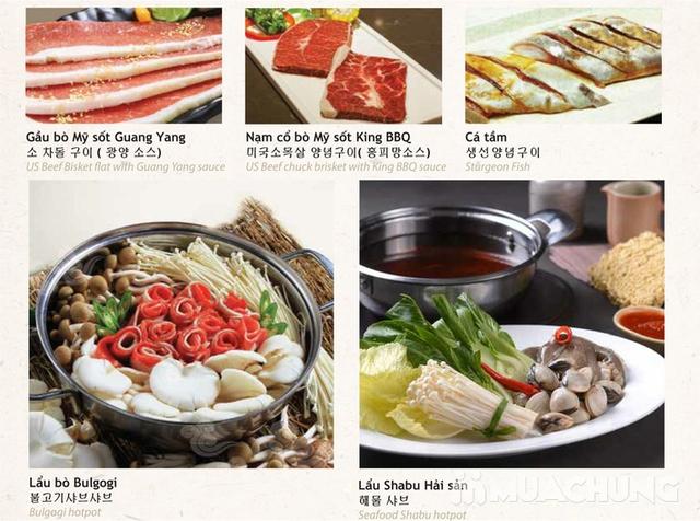 King BBQ Đào Tấn- Buffet Nướng Lẩu Thả Ga Tặng Hàu - 2