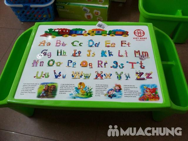 Bàn học Việt Nhật cho bé - 2