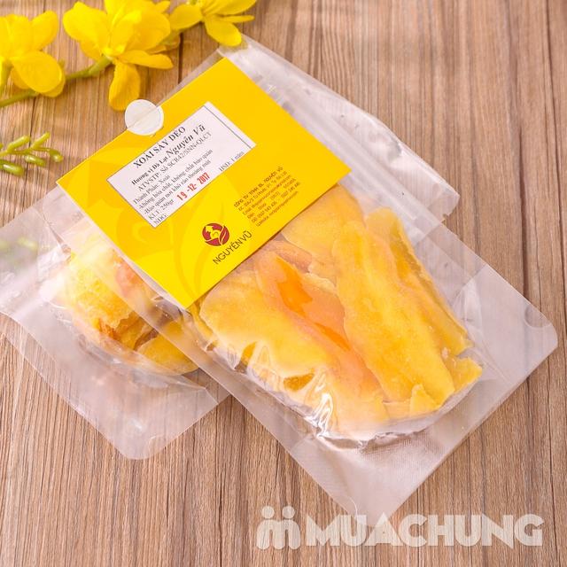 Combo 2 gói xoài sấy dẻo Nguyên Vũ (250g/1 gói) - 10