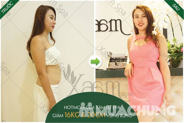 Siêu giảm béo bí quyết cổ truyền Trung Hoa Xaam Spa - 2