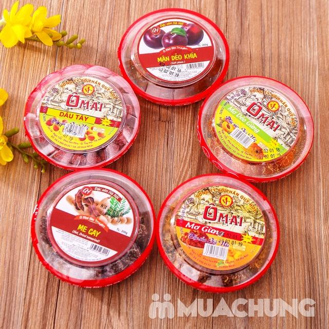 5 hộp ô mai hương vị cổ truyền Hà Nội (200g/1 hộp) - 7