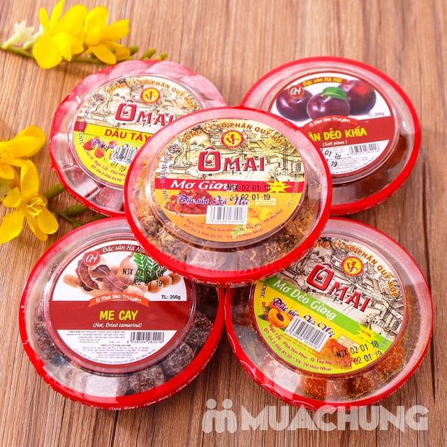 5 hộp ô mai hương vị cổ truyền Hà Nội (200g/1 hộp) - 10