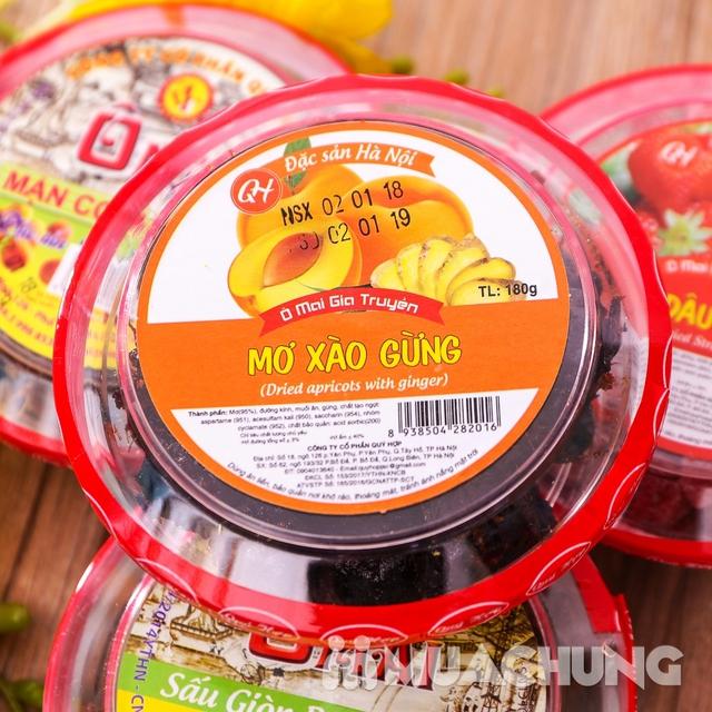 5 hộp ô mai hương vị cổ truyền Hà Nội (200g/1 hộp) - 13
