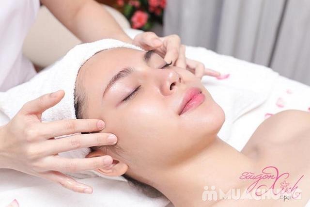Chăm sóc da mặt chuyên sâu trắng hồng, mềm mịn Sài Gòn Xinh Spa - 5