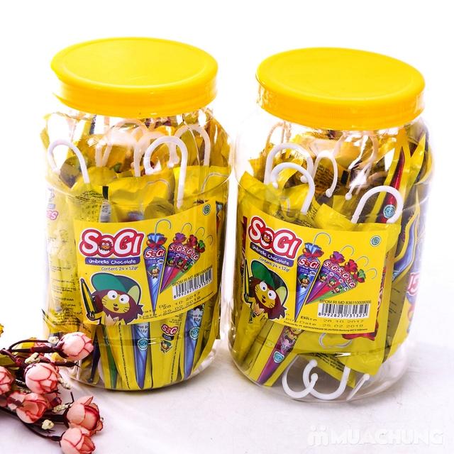 2 hộp bánh Sogi Chocolate nhập khẩu Indonesia - 12