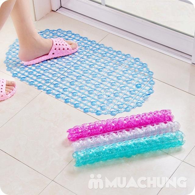 Combo 02 thảm chống trơn trượt nhà tắm  - 11