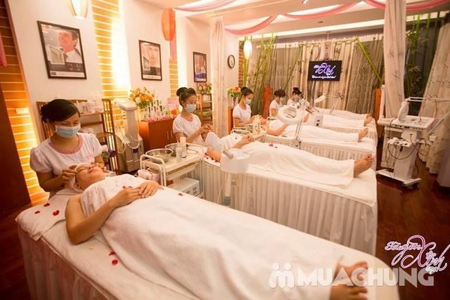 Chăm sóc da mặt chuyên sâu trắng hồng, mềm mịn Sài Gòn Xinh Spa - 12