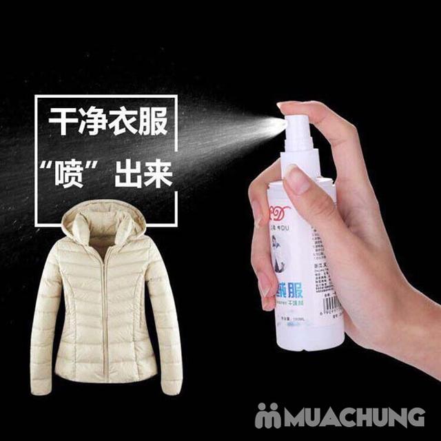 Combo 3 Bình xịt tẩy mốc quần áo đa năng - 3