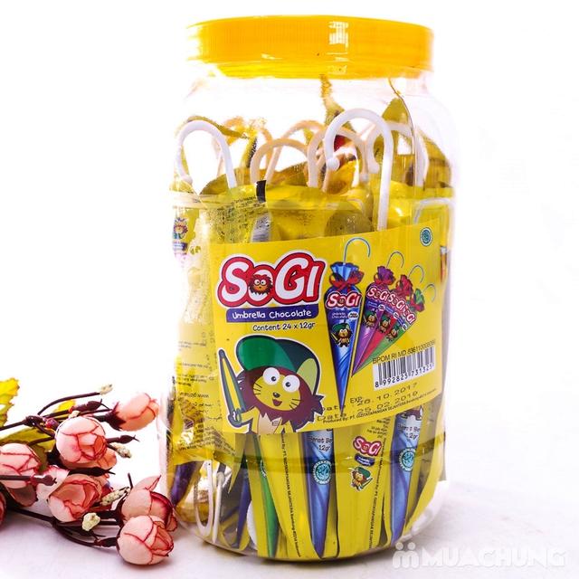 2 hộp bánh Sogi Chocolate nhập khẩu Indonesia - 6